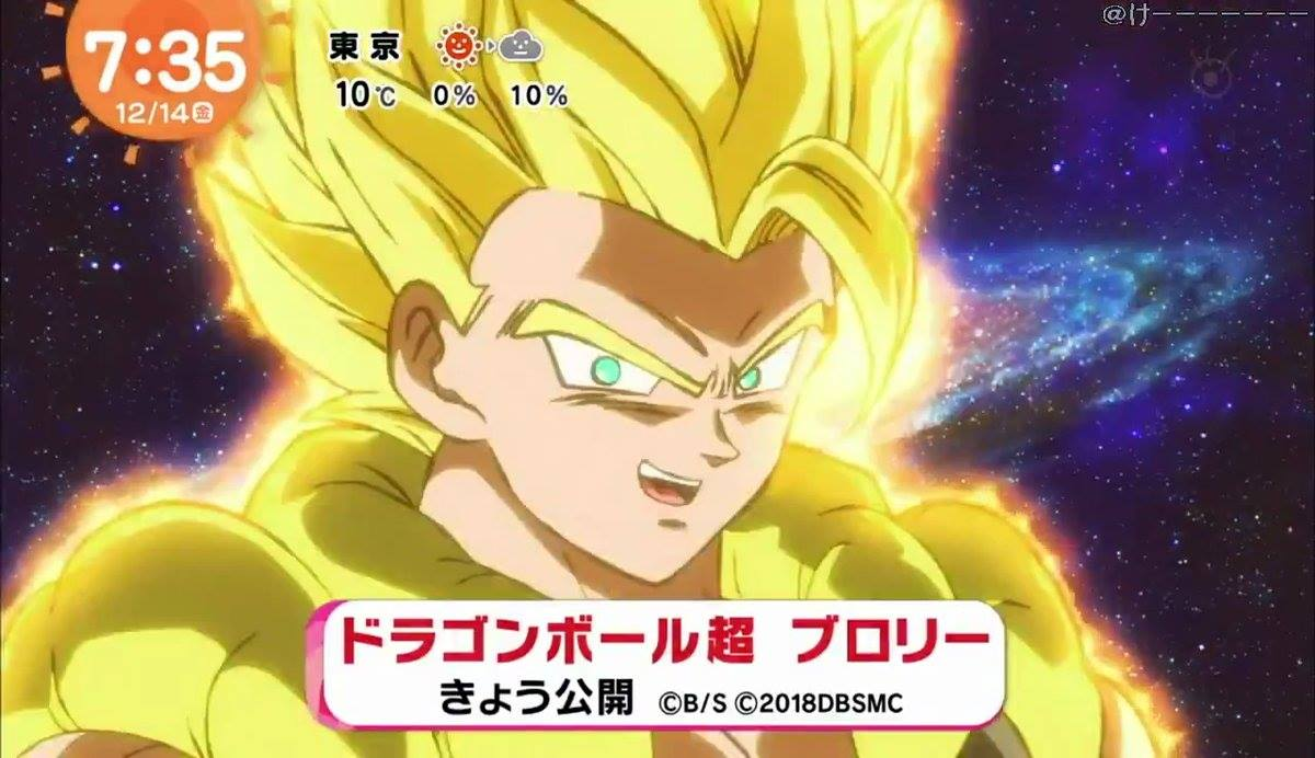 Dragon Ball Super Broly: Japoneses filtran videos con spoilers
