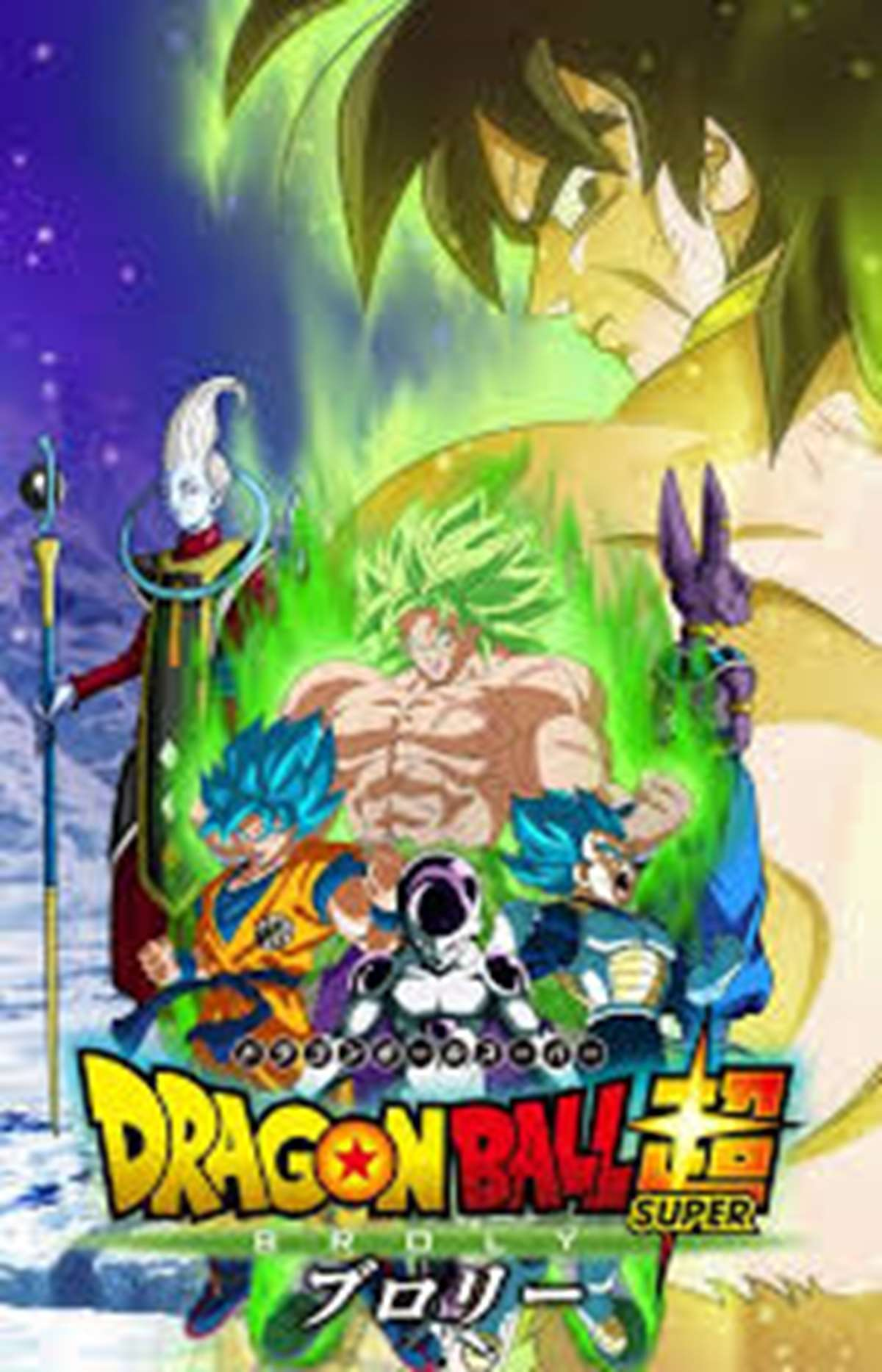 Dragon Ball Super: Broly continúa arrasando en taquilla.