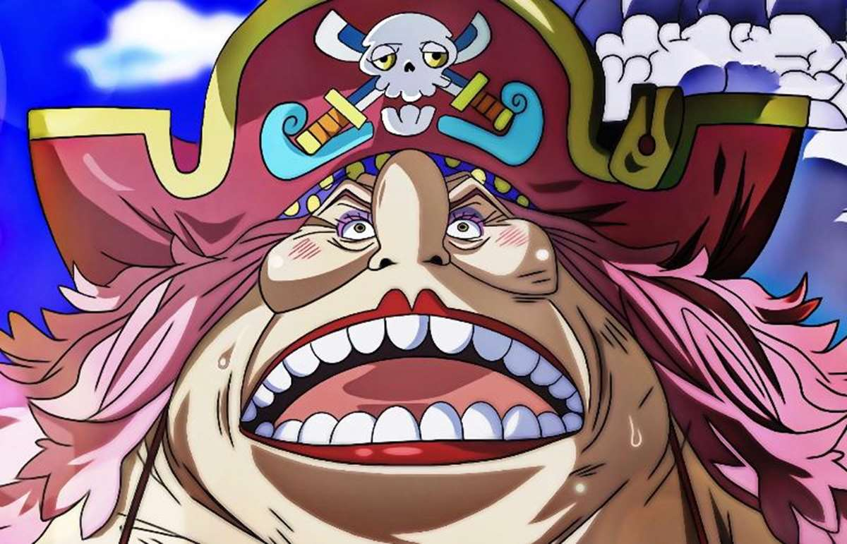 One piece:  El ataque de Big Mom en la prisión de Udon