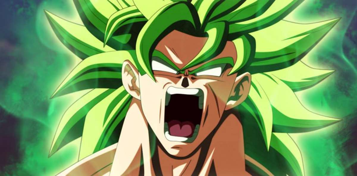 Dragon Ball Super Broly 70 minutos de escenas de corte
