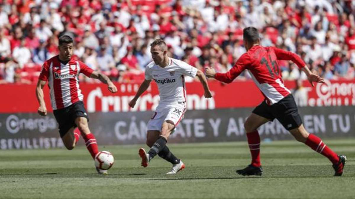 Sevilla 2-0 Athletic Club: victoria agridulce