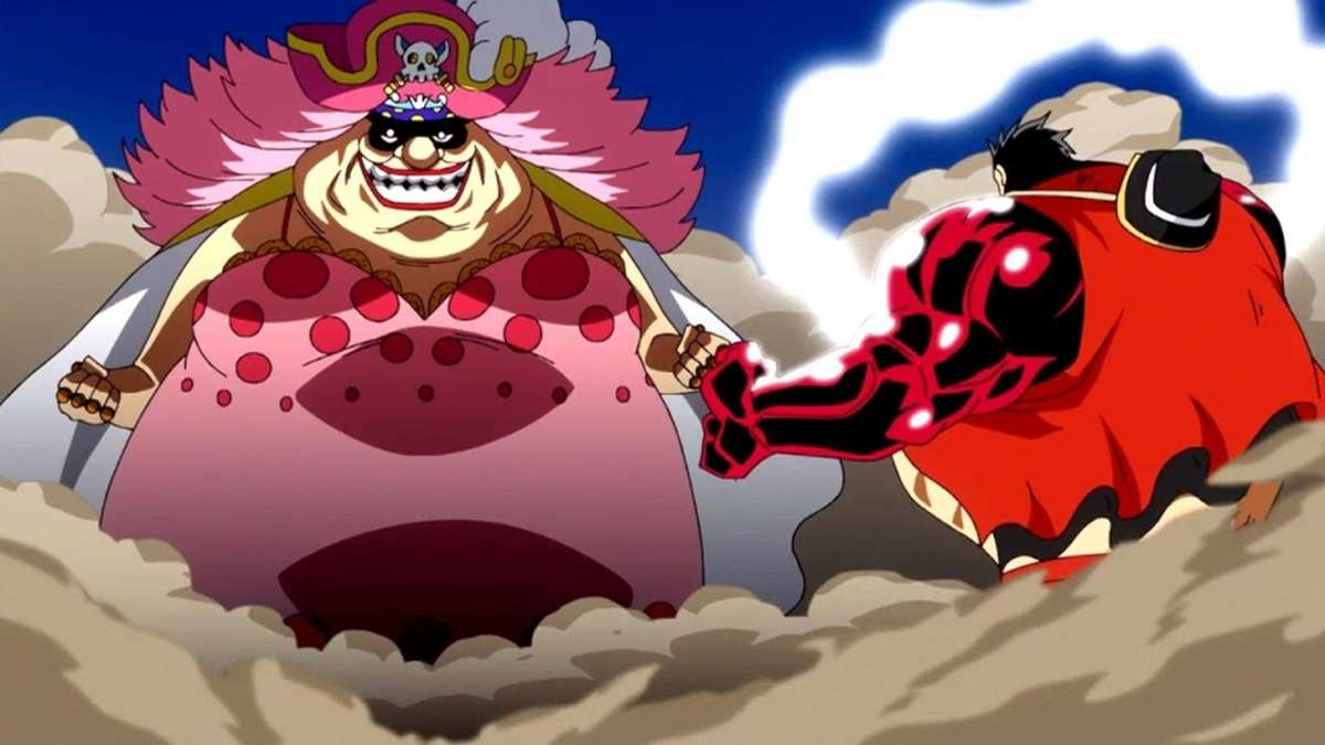 One Piece Manga 946 Spoilers: Luffy utiliza su nuevo poder contra Big Mom