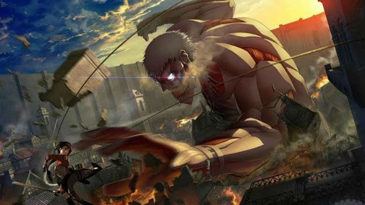 Attack on Titan 4: Teaser Revelado