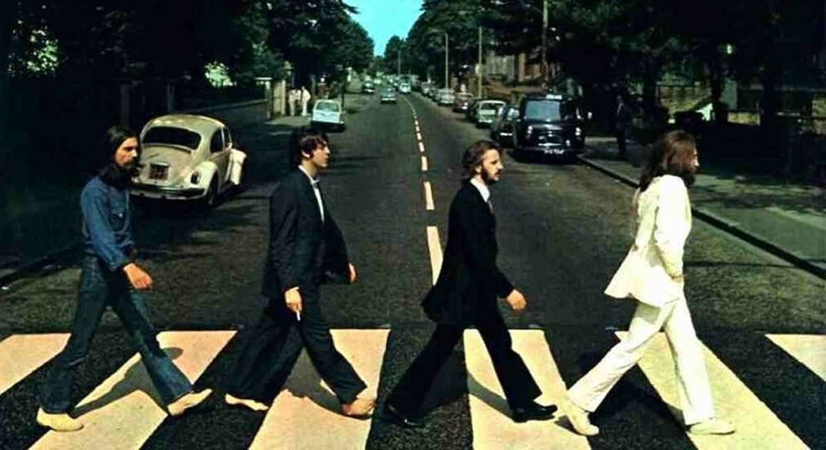 Medio siglo de la foto de The Beatles en Abbey Road