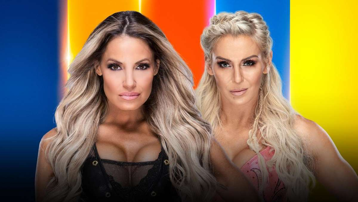 WWE: Charlotte Flair hace rendirse a Trish Stratus
