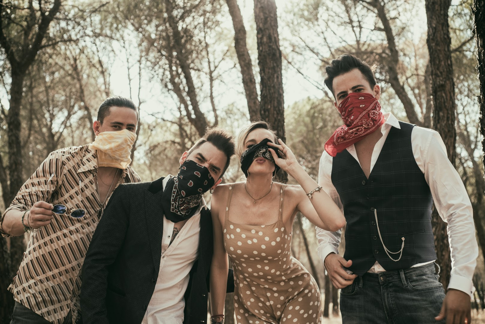 Jenny and The Mexicats cuentan que estuvieron de marcha por Madrid