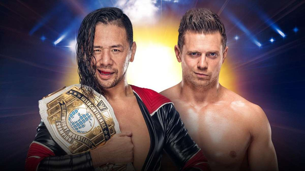 WWE: Shinsuke Nakamura retiene el Campeonato Intercontinental en Clash of Champions