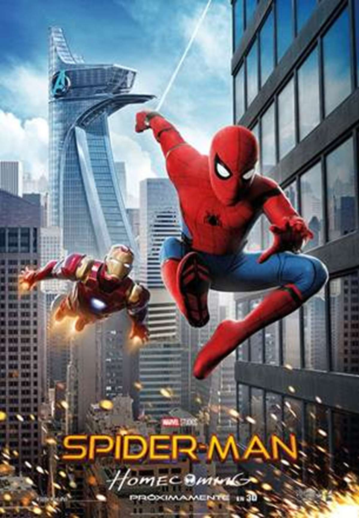 'Spider-Man. Homecoming', brillante regreso del Trepamuros
