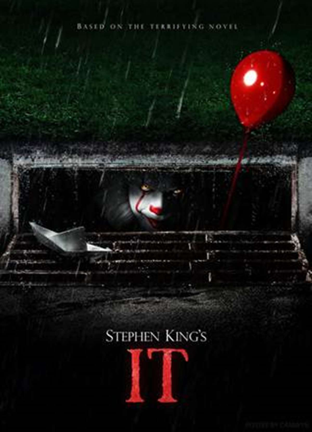 Cartel de 'It'.