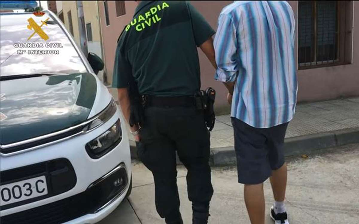 La Guardia Civil cierra un laboratorio de metanfetamina en La Rioja Baja
