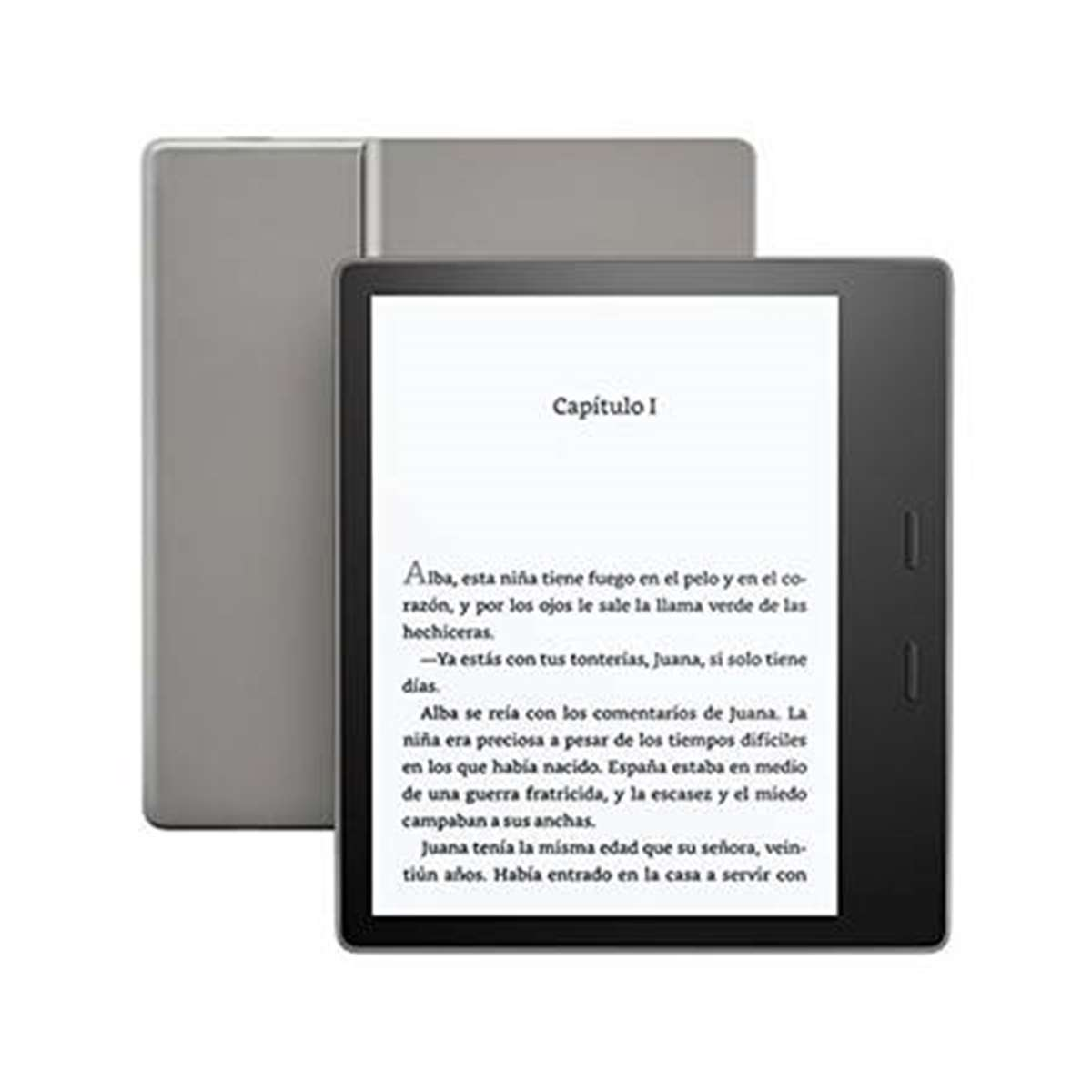 Amazon presenta el nuevo eBook Kindle Oasis