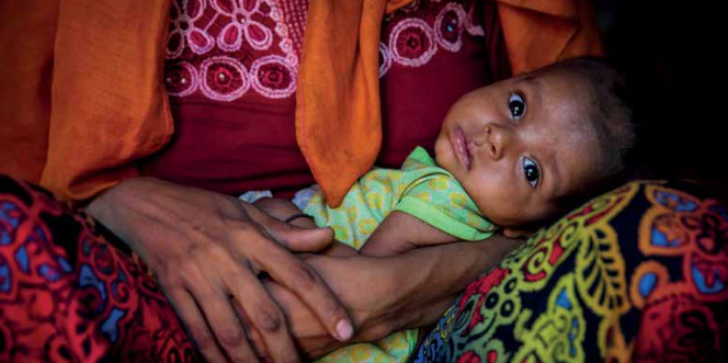 Save the Children denuncia que mujeres y niños rohingya son quemados vivos