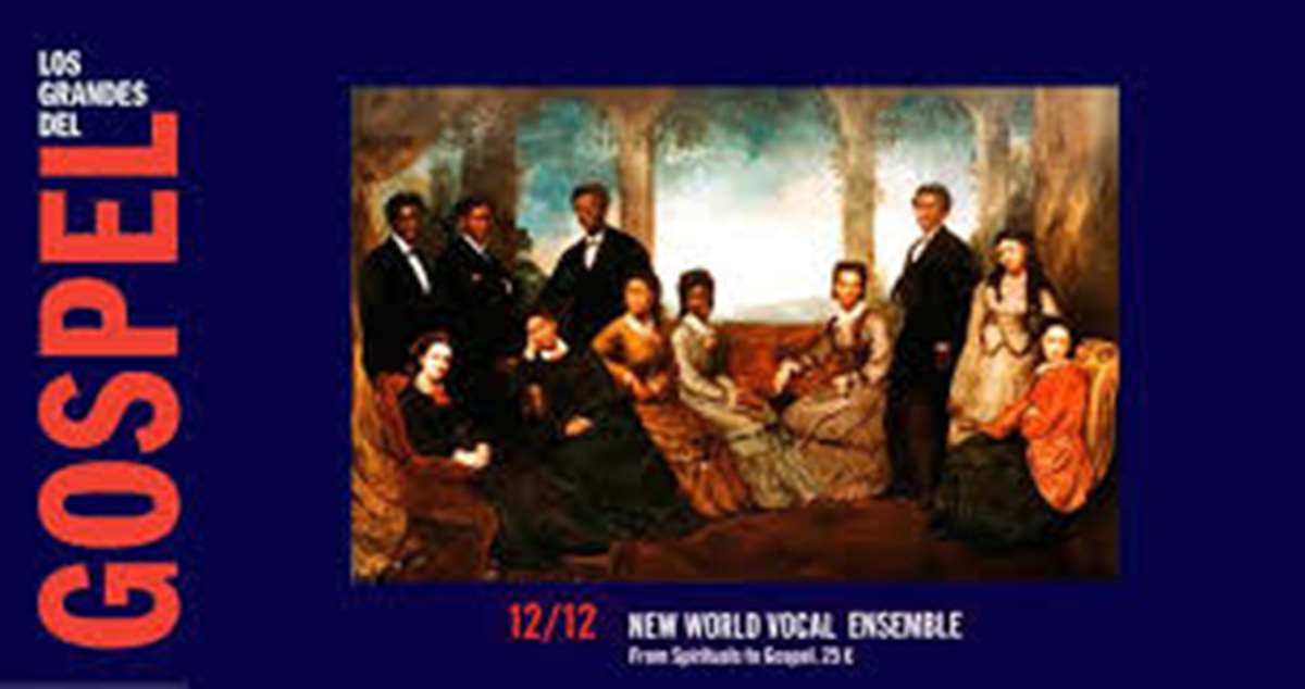 New World Vocal Ensemble retorna a los espirituales afroamericanos, germen del Gospel