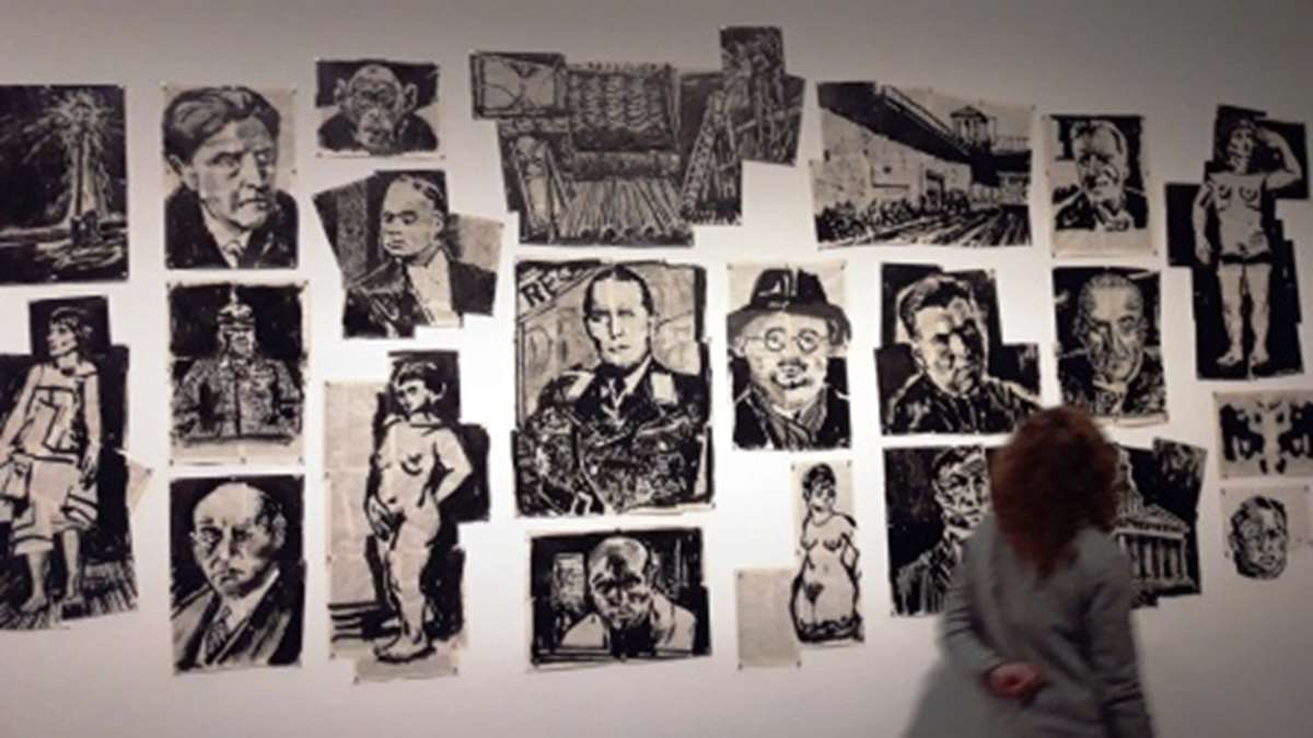 William Kentridge, Innovación creativa y compromiso social