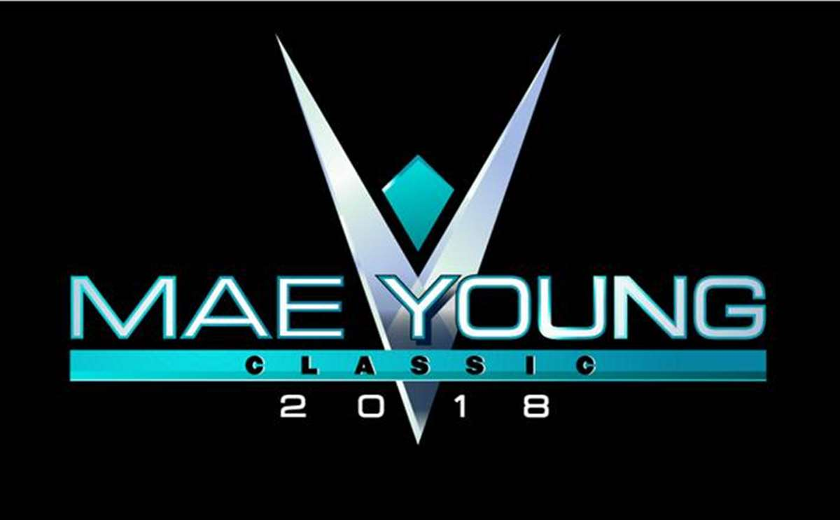 Logo Torneo Mae Young Classic 2018 (WWE)