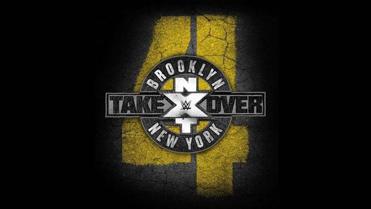 WWE: Cartelera final NXT TakeOver: Brooklyn IV
