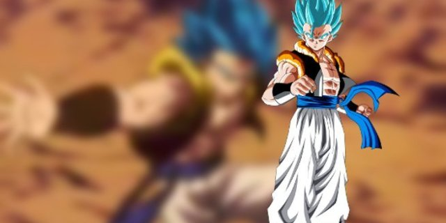 'Dragon Ball Super: Broly' Sale tráiler de Gogeta transformado en Dios Azul