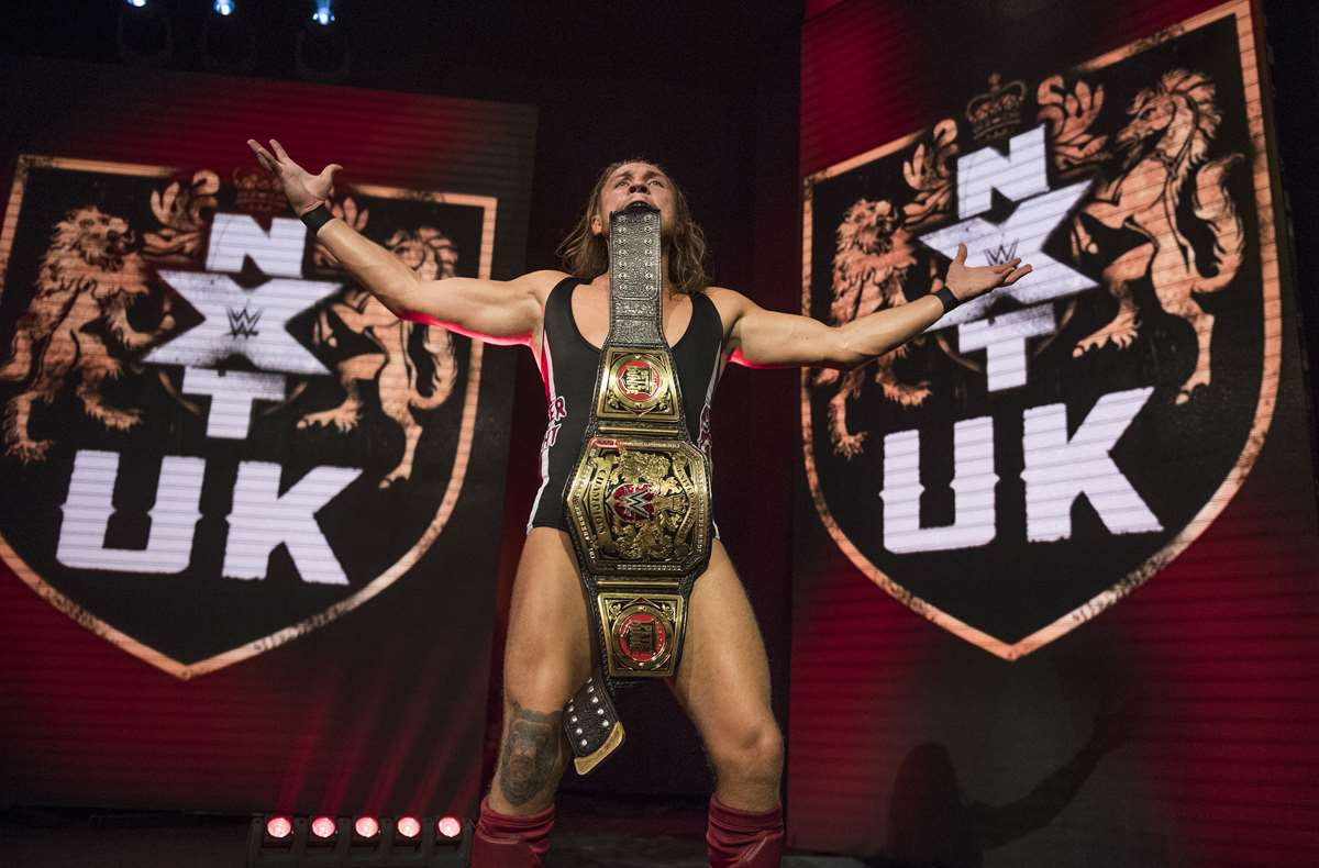 WWE: Resultados NXT UK Takeover Blackpool