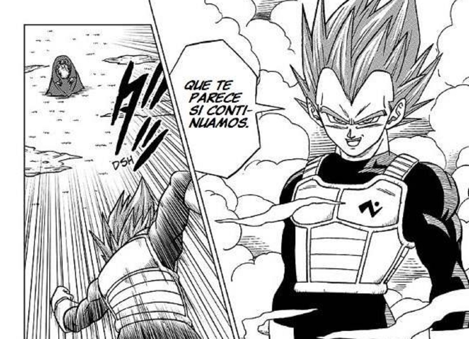 Dragon Ball Super manga 44 totalmente en español: ¡El prisionero Moro ha escapado!