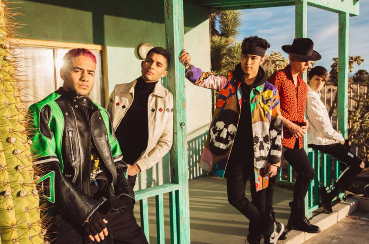 "CNCO versiona ""Stay with me"" de Sam Smith"