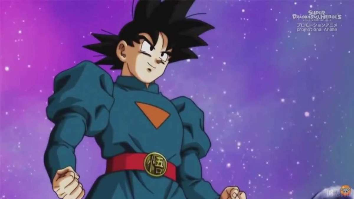 Super Dragon Ball Heroes: Resumen episodio 8