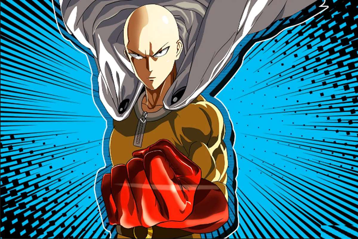 'One Punch Man' Temporada 2 Episodio 2