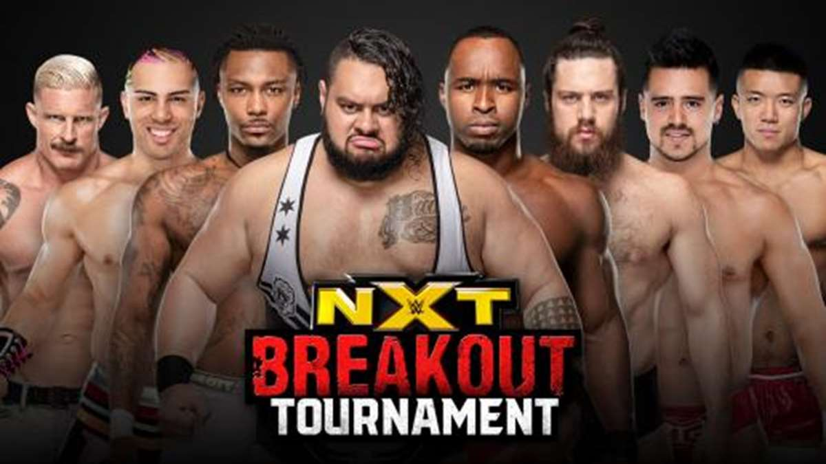 Los participantes del NXT Breakout Tournament (WWE)