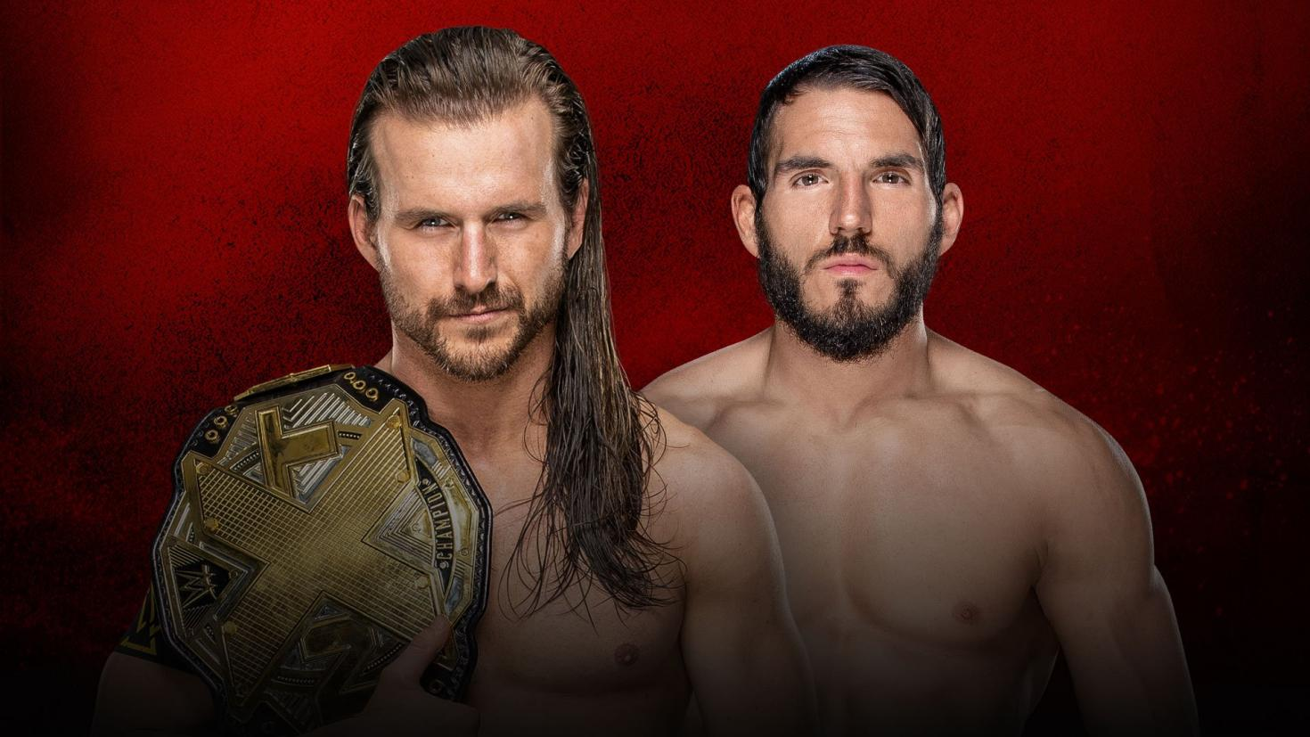 Adam Cole vs Johnny Gargano en el NXT TakeOver Toronto (WWE)