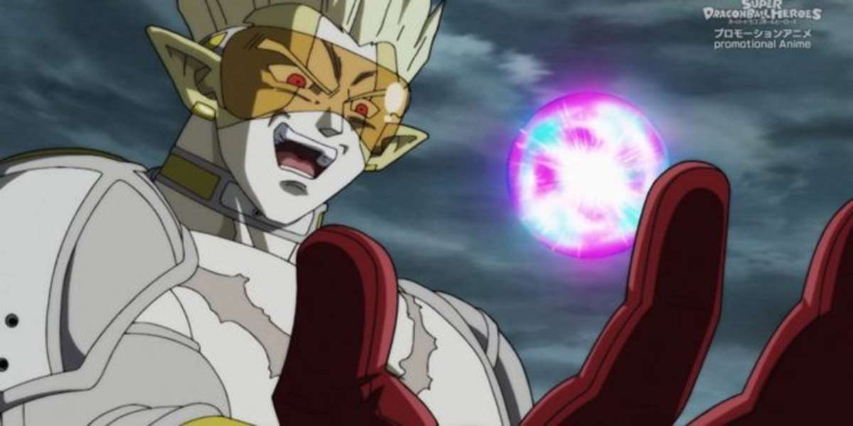 Super Dragon Ball Heroes Episodio 16: Vista previa del sitio oficial