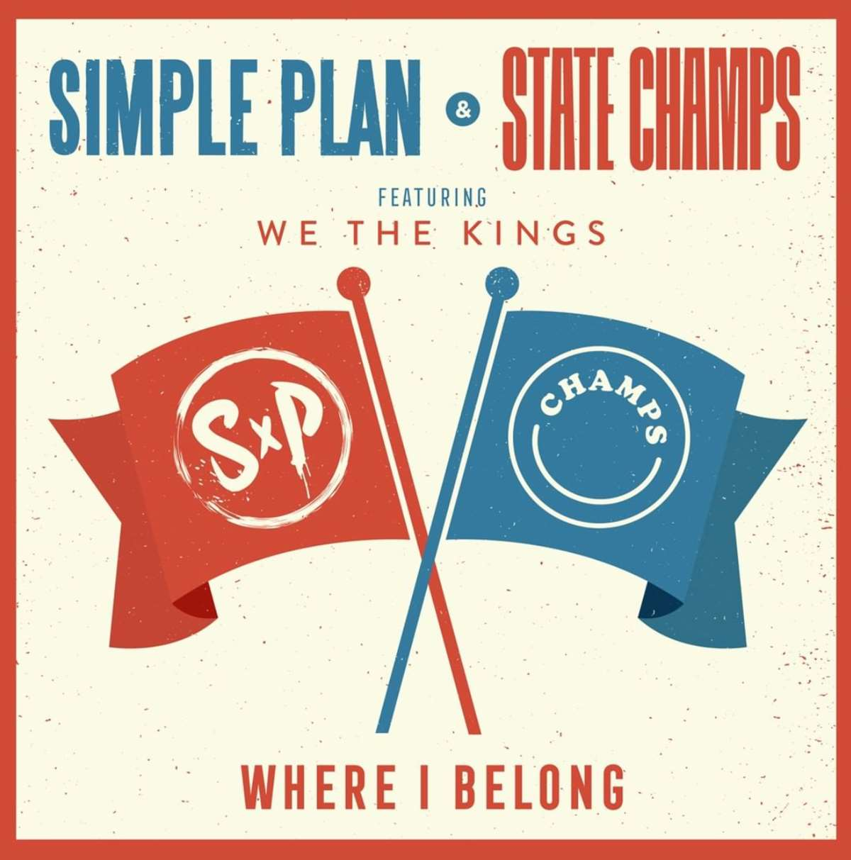 Simple Plan estrena 'Where I Belong'