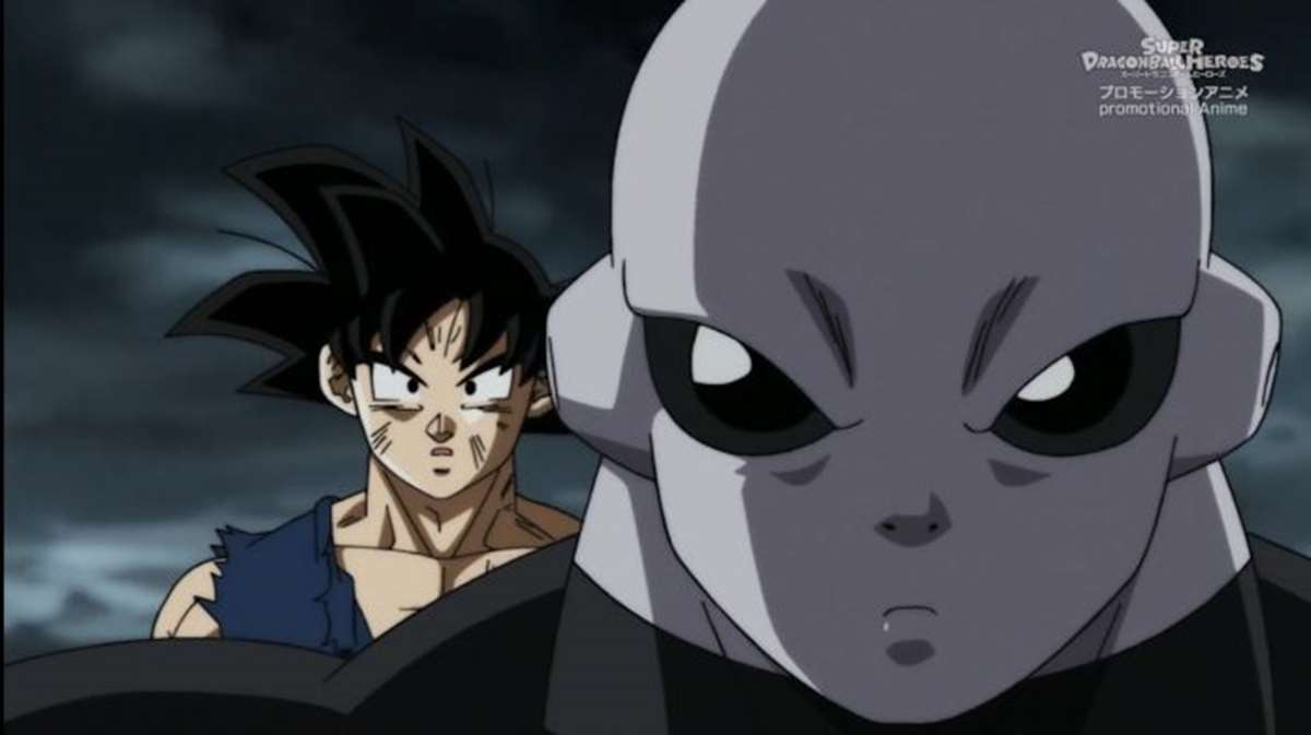 Super Dragon Ball Heroes Episodio 17:
