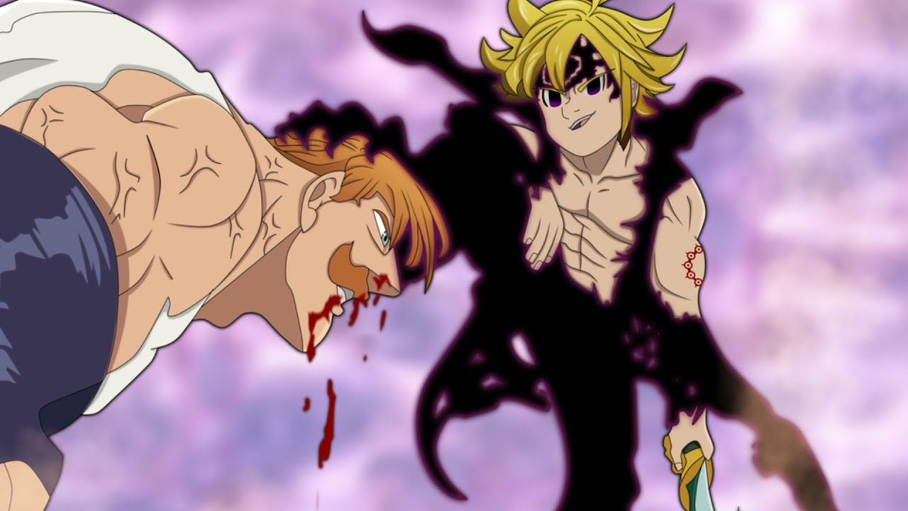 The Seven Deadly Sins Capítulo 13: Spoiler Oficial