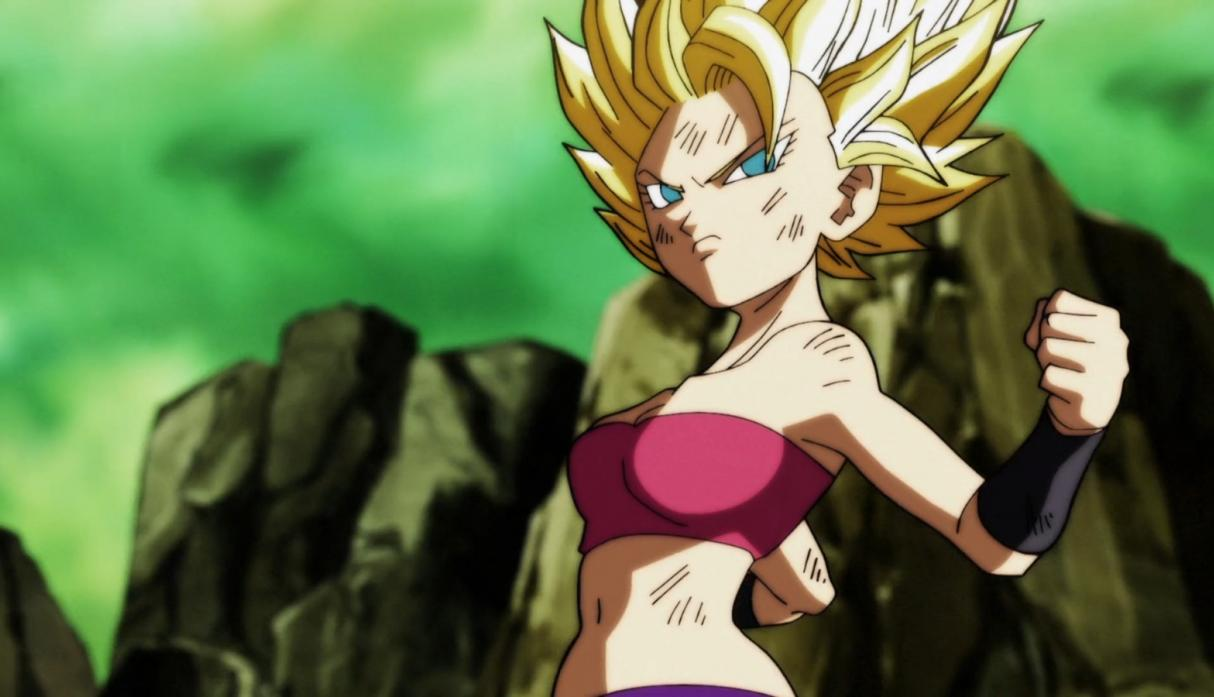 Dragon Ball Super: Fan Art muestra a Caulifla en version Z