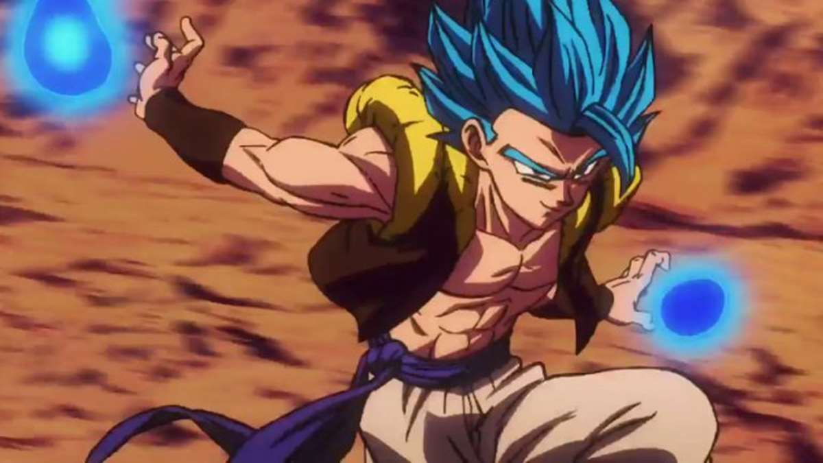 Dragon Ball Super: Gogeta es ilustrado en ultra instinto