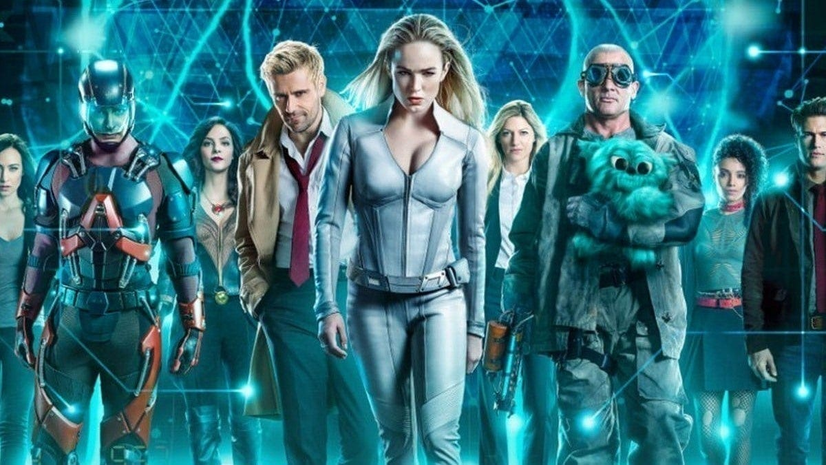 DC Legends of Tomorrow Temporada 5 capítulo 1 Spoilers