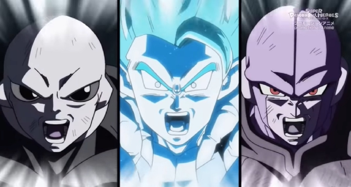 Super Dragon Ball Heroes Episodio 20 Fecha de lanzamiento