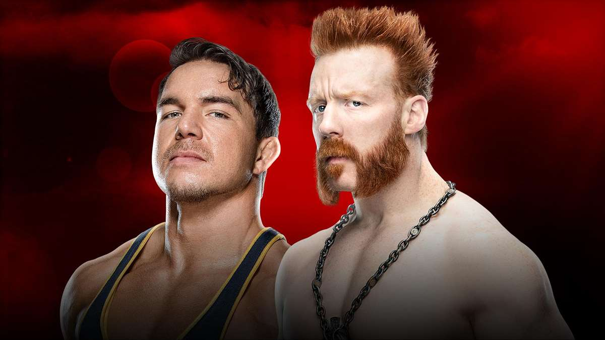 WWE: Sheamus vence a Shorty G en Royal Rumble 2020