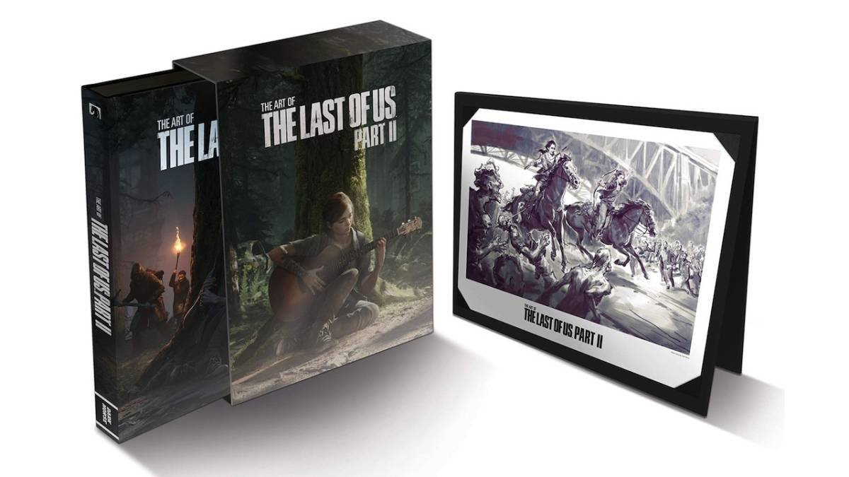 The Last of Us Part II presentará una Edición de Lujo del Artbook