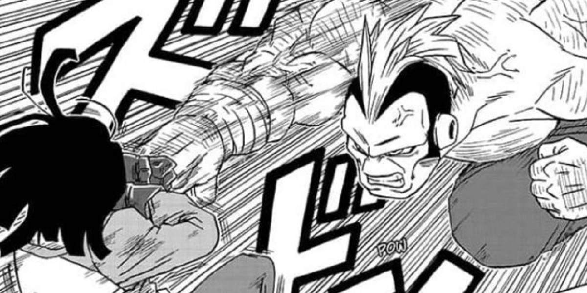 Dragon Ball Super Capítulo 57: Lucha de todos