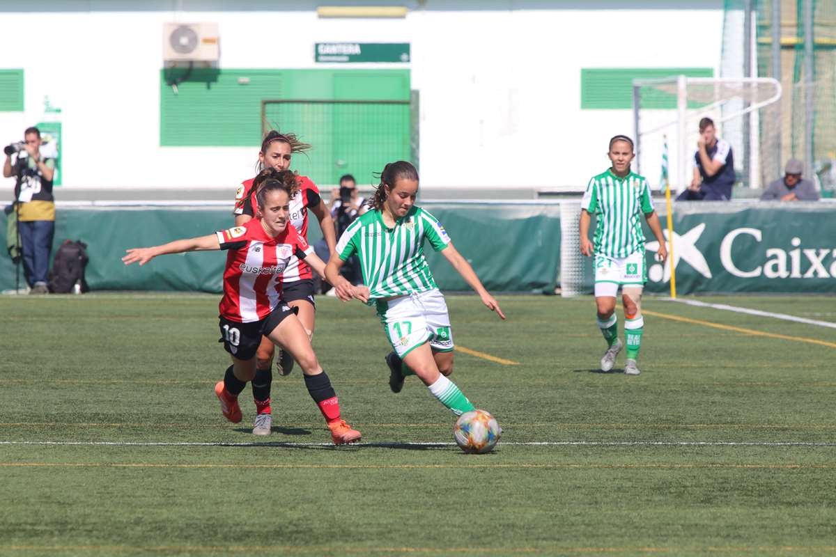 Real Betis Féminas 2-2 Athletic Club: Empate con premio injusto