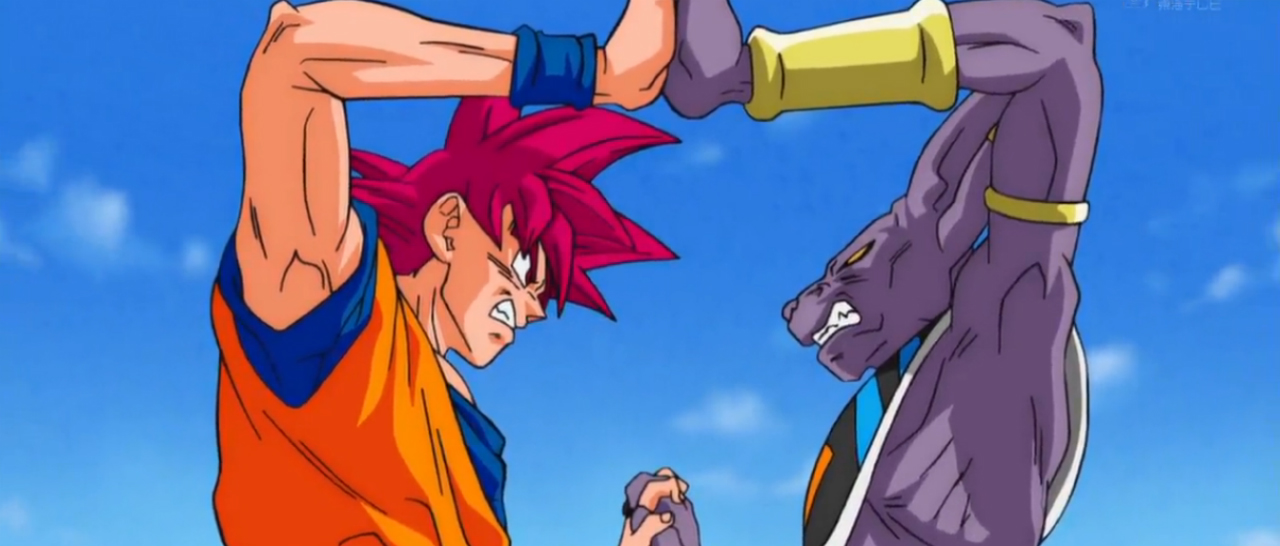 Dragon Ball Heroes Temporada 2 Capítulo 2: Goku vs Bills
