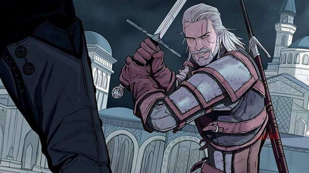 Netflix lanza película animada de The Witcher