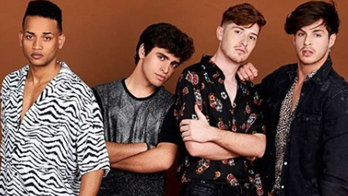 La boy band Unique recopila vídeos de sus fans en su nuevo single
