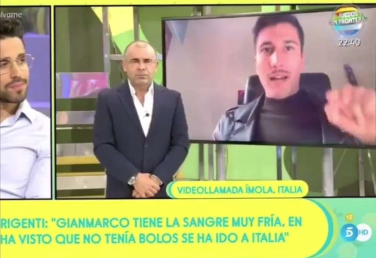 ¡Ve la luz un video demoledor de Gianmarco ex de Adara Molinero!