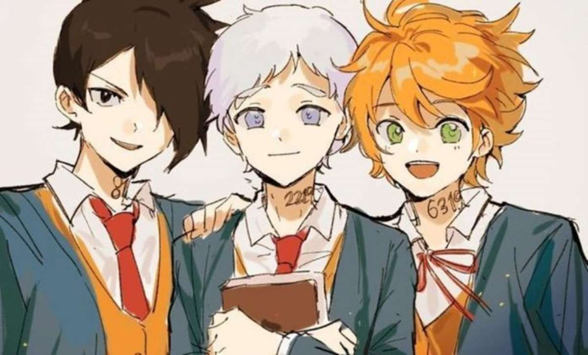 The Promised Neverland Manga Capítulo 174 - Español
