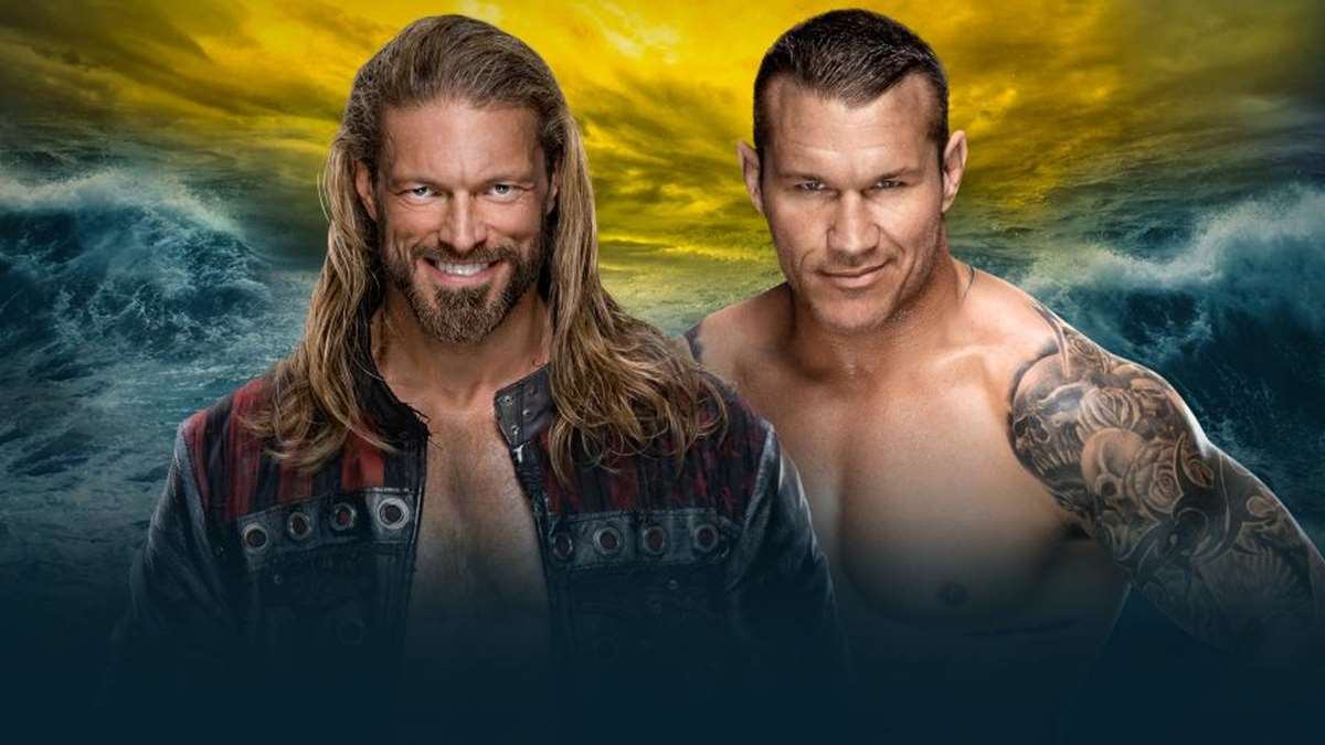 Edge vs Randy Orton en Wrestlemania 36 (WWE)