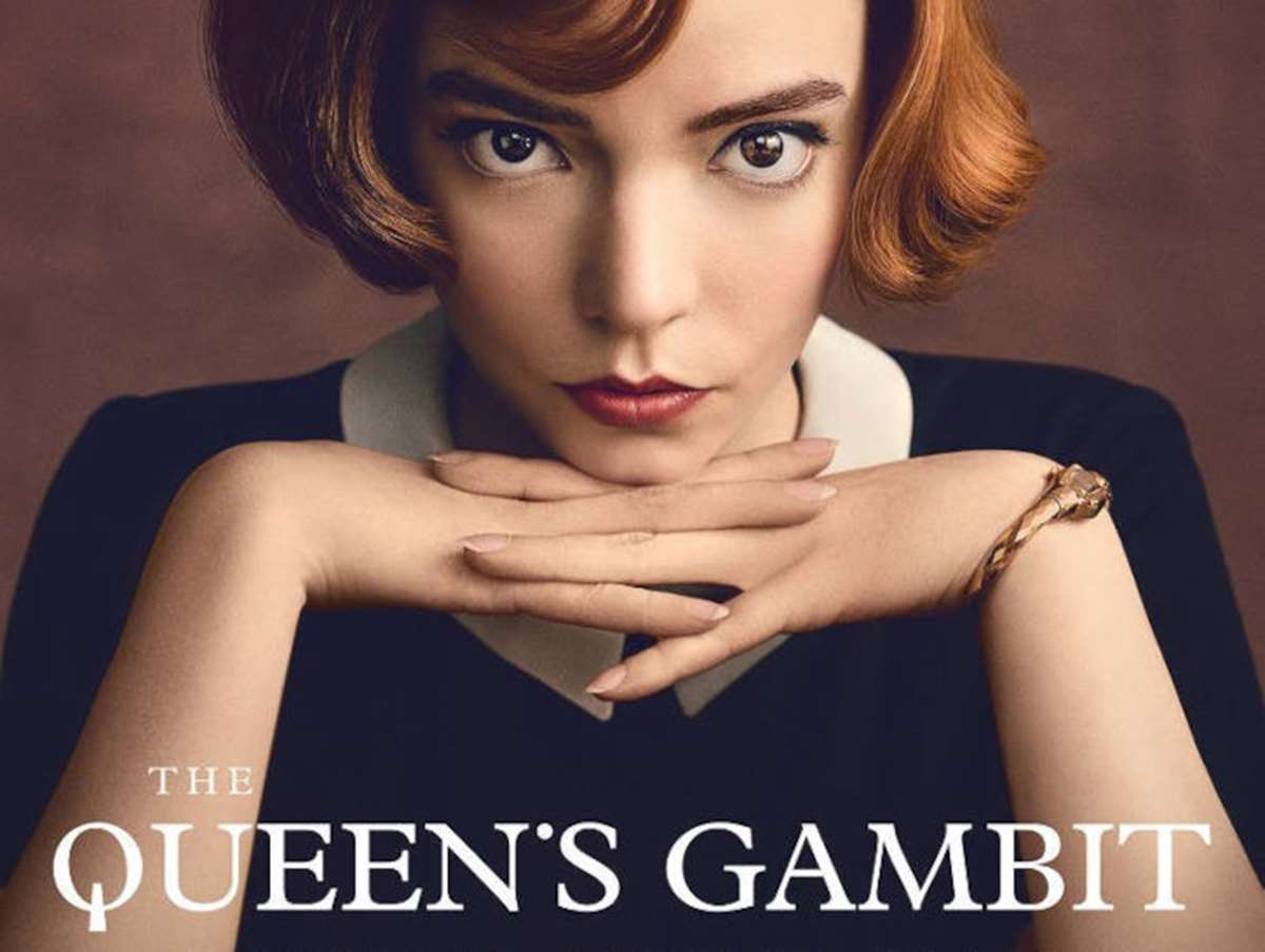 Gambito de Dama (2020) / The Queen's Gambit / Netflix