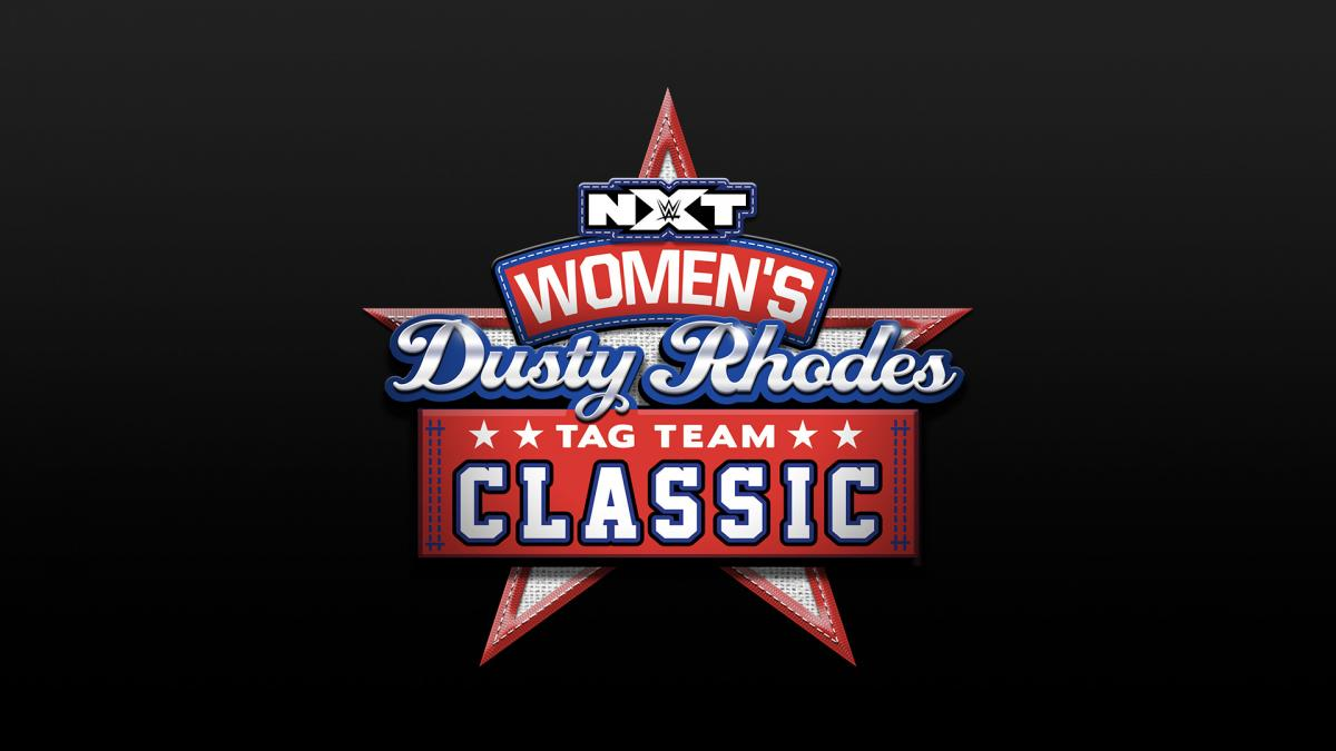 WWE: Participantes del Women's Dusty Rhodes Tag Team Classic