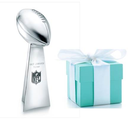 La Super Bowl de Tiffany & Co