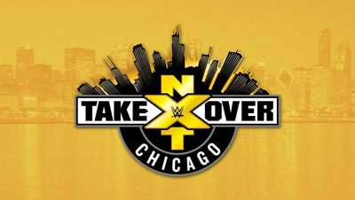 NXT TakeOver Chicago II: Resultados